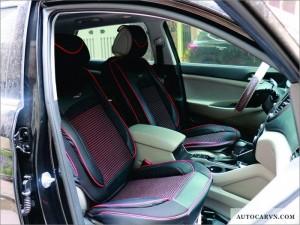 Lót áo ghế da ô tô