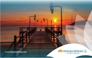 Vé Máy Bay Khuyến Mãi Vietnam Airlines Cực Hot Chào Hè 2017