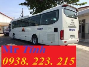 Mua bán xe khách 45 47 chỗ universe thaco bản standar tiêu chuẩn mới 2017