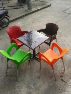 Bàn ghế cà phê giá rẻ tại xưởng!