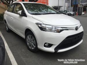 Khuyến Mãi Mua Toyota Vios 2017 Số Tự Động Trả Góp Chỉ 90Tr Nhận Ngay Xe
