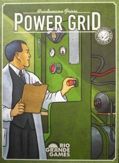 Power Grid - Board Game Đà Nẵng
