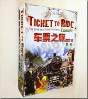 Ticket to Ride - Board Game Đà Nẵng