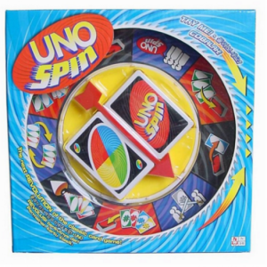 Uno Spin - Board Game Đà Nẵng