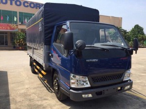 Xe tải Hyundai 2,4 tấn / xe tải Đô Thành IZ49 2T4 ( 2.4T/ 2 tấn 4/ 2t4 ) động cơ Isuzu giá tốt.