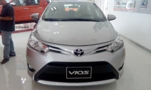 Toyota Vios 1.5 số sàn, giao ngay đủ màu, khuyến mãi cực tốt