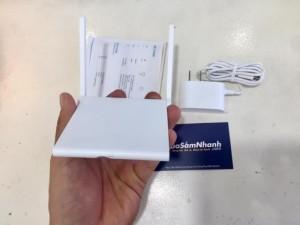 Xiaomi Mi Router Wifi Nano có kích thước chỉ nhỏ gọn trong lòng bàn tay