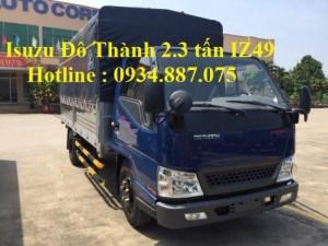 Xe tải Isuzu Đô Thành iz49 2.3 tấn/2,3 tấn...