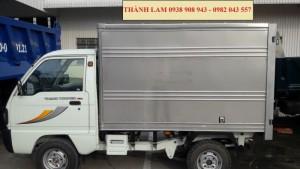 Xe tải dưới 1 tấn , 900 kg / xe tải Thaco Towner mới đời 2017 động cơ suzuki