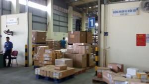 Tuyển dụng thủ kho làm việc tại Nhà máy chế biến thủy sản Hải Phòng