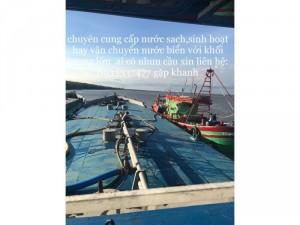 Chuyên cung cấp nước sạch sinh hoạt và nước biển khai thác biển vũng tàu