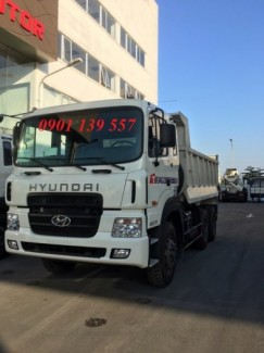hyundai ben tự đổ nhập khẩu nguyên chiếc.