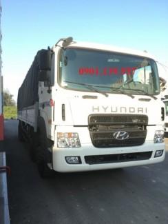 HYUNDAI HD320 THÙNG MUI BẠT 18T