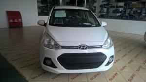 Cần bán Hyundai Grand i10 1.0AT sản xuất 2016, màu trắng, xe mới 100% giá tốt nhất tại Tây Ninh