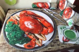 Drap 3d Thức ăn lần đầu tiên xuất hiện tại Việt Nam