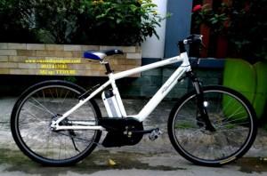 Xe  đạp  trợ lực điện Nhật
