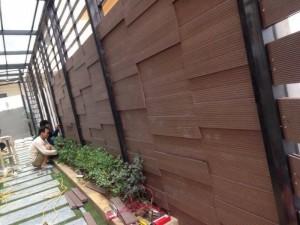 gỗ nhựa tại Thái Nguyên
