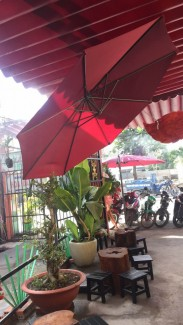 Chuyên sản xuất, cung cấp ô dù cafe giá rẻ toàn quốc