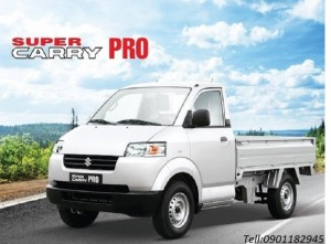 Xe tai suzuki truck pro 750kg ( hàng nhập khẩu)