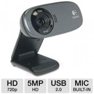 Webcam Logitech C310 (HD) chính hãng