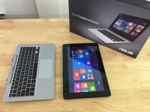 Laptop asus t200ta, full box, win bản quyền, cảm ứng, 2in1 máy tính bảng, siêu gọn