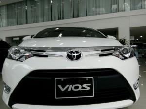 CHÀO Xuân 2017, Mua Vios Đến Toyota Hà Đông...