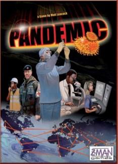 Pandemic - Board Game Đà Nẵng