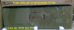 Kính chắn gió xe tải hyundai