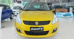Cần bán Suzuki Swift RS 2017, 559 tr