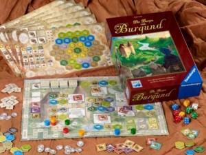 Castle of Burgundy - Board Game Đà Nẵng