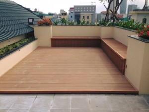 Sàn nhựa vân gỗ tại Thái Nguyên
