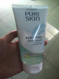 Sửa rửa mặt Purifying Face Wash_32646