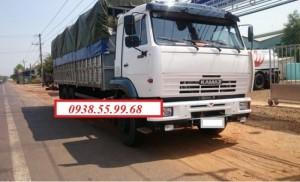 Xe tải thùng  3 chân 65117