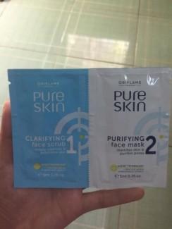 Mặt na 2 trong 1 (Purifying Face Mask)