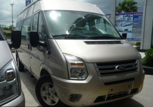 Cần bán Ford Transit Luxury 2016, mới 100% -Đẹp hết hồn, giá rẻ bất ngờ !!!