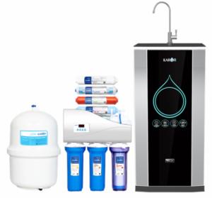Điểm bán và trưng bầy máy lọc nước karofi thông minh 8 cấp lọc iRO 2.0 thế hệ mới