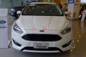 Bán xe Ford Focus trend 1.5 Ecoboost đời 2017, giá tốt nhất Thanh Hóa