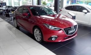 [Mazda3 - sang trọng và thanh lịch]