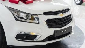 Chevrolet Cruze LTZ AT - Giá sốc chiết khấu cao nhất