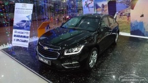 Chevrolet Cruze AT - Xe có sẵn giao ngay...