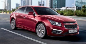 Chevrolet CRUZE - Chiếc xe cho người thành đạt