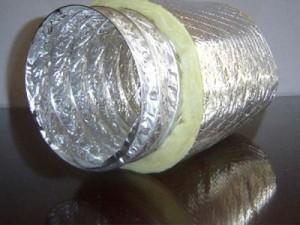 Quy trình sản xuất ống gió mềm Vải Simili chất lượng