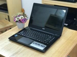 Acer E5-471 Core i3-4005 / 4GB / HDD 500GB / 14 inch máy đẹp 98% - nguyên tem hãng