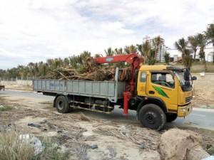 Bán xe cầu thùng 7 tấn
