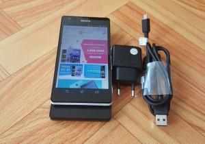 Sony Xperia UL-SOL22 nguyên bản Nhật AU KIDI Chống Nước, Cấu Hình cao- Likenew 99%
