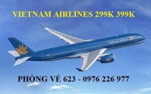 Vé máy bay siêu rẻ chỉ từ 99k