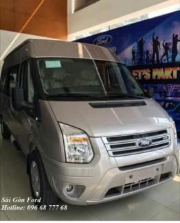 Giá xe Ford Transit 2017