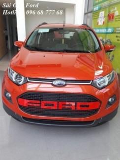 Nhận đặt hàng Ford Ecosport Trend MT 2017 về Việt Nam