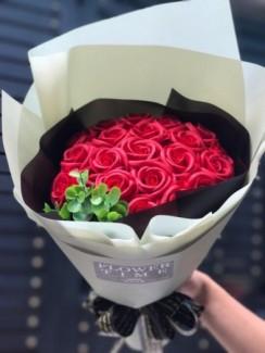 Hoa hồng sáp thơm tphcm