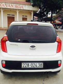 Cần bán xe Kia-Morning nhập khẩu tư nhân chính chủ sx 2011